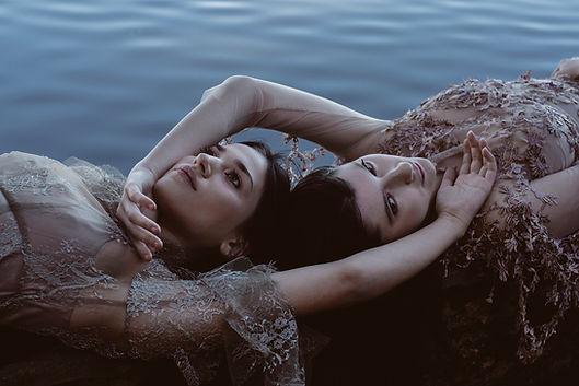 giulia vezzosi ,models girls lago shooting