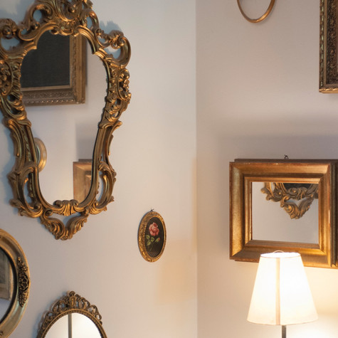 Die Spiegel einmal anders nutzen?