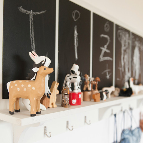 Das Kinderzimmer dekorieren?