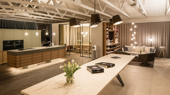 Showroom & Arbeitsloft | Scheibenstrasse 62 | 3014 Bern