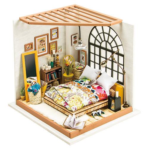 DG107 Alice's Dreamy Bedroom