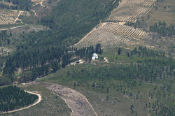 Beulah from the air