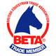 AH Saddles Ltd are BETA Members (British Equestrian Trade Association)