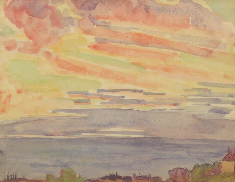 RODO-PISSARRO Ludovic (1878 - 1952)