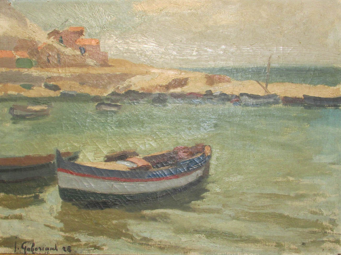 GABORIAUD Josué (1883 - 1955)