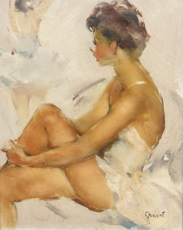 GRISOT Pierre (1911 - 1995)
