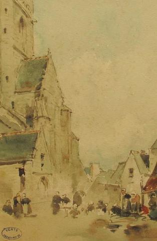 ROSIER Amédée (1831 - 1898)