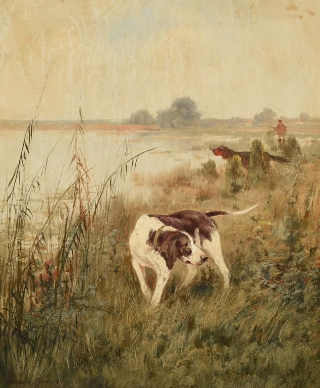 LILJEFORS Bruno (1860 - 1939) attrib