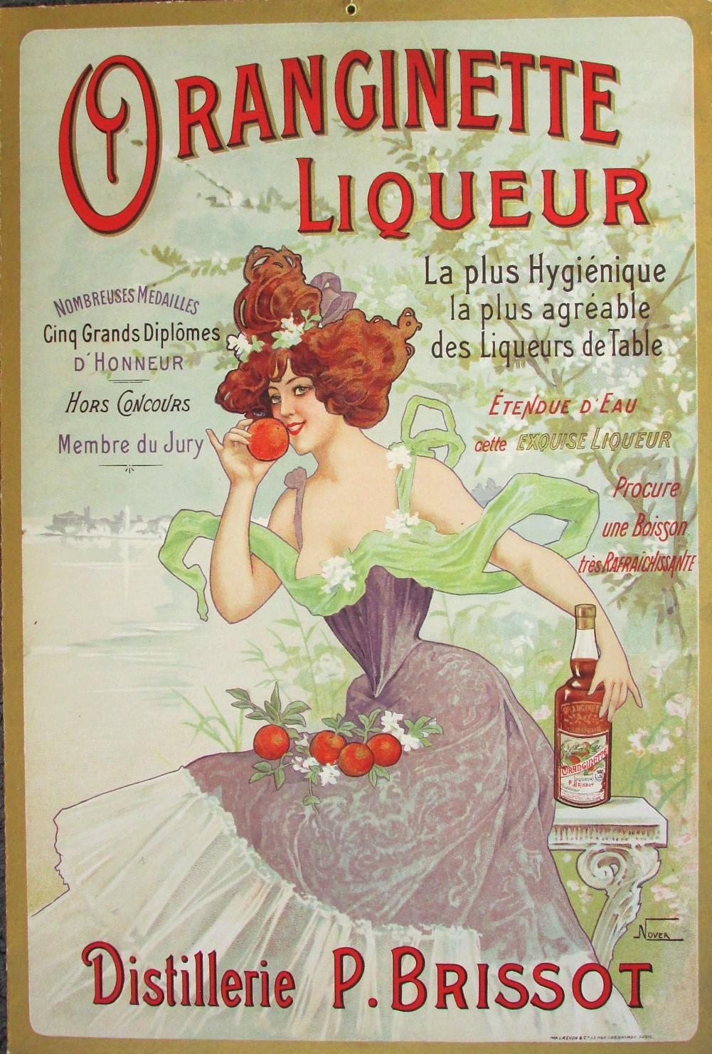 """""""Oranginette Liqueur"""""""