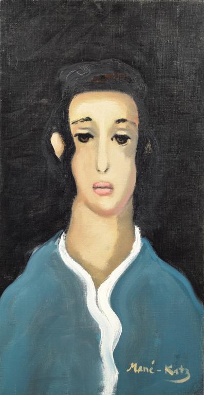 MANÉ KATZ Emmanuel (1894 - 1972)