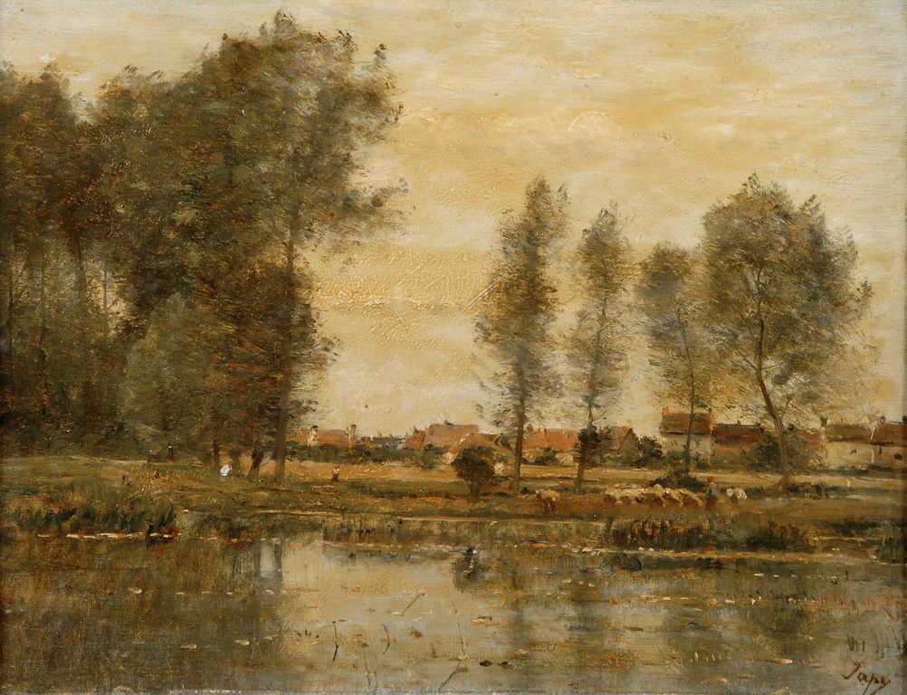 JAPY Louis Aimé (1840 - 1916)