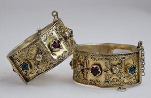 bracelet manchette berbere maroc ancien