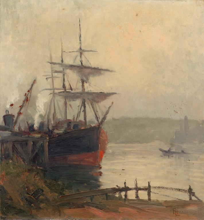 HENOCQUE Narcisse (1879 - 1952)