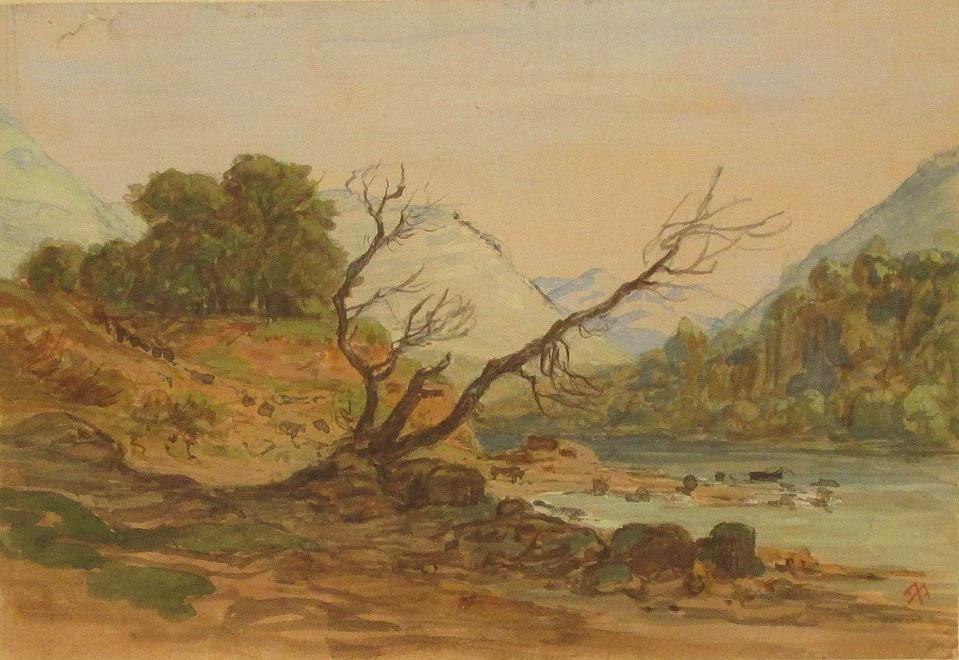 ANASTASI Auguste (1820 - 1889)
