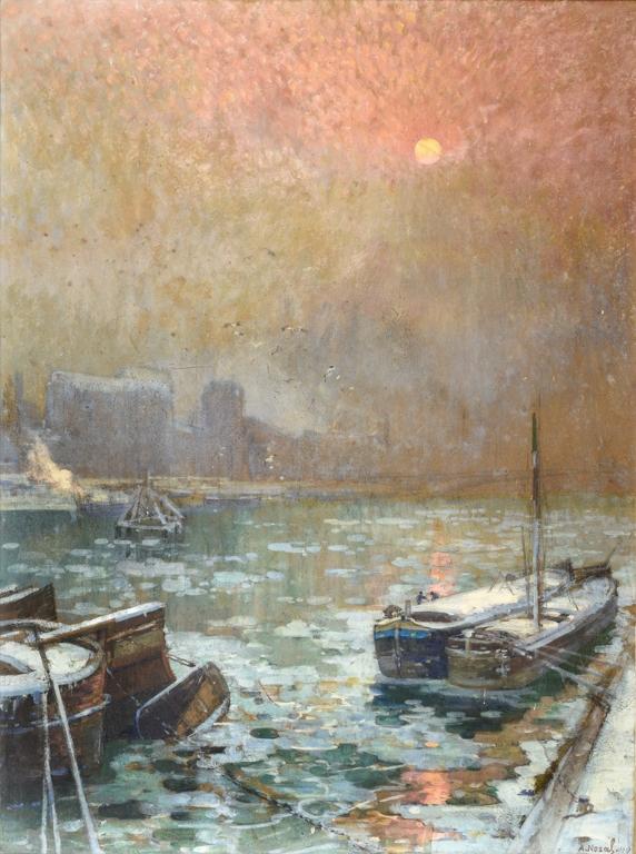 NOZAL Alexandre (1852 - 1929)