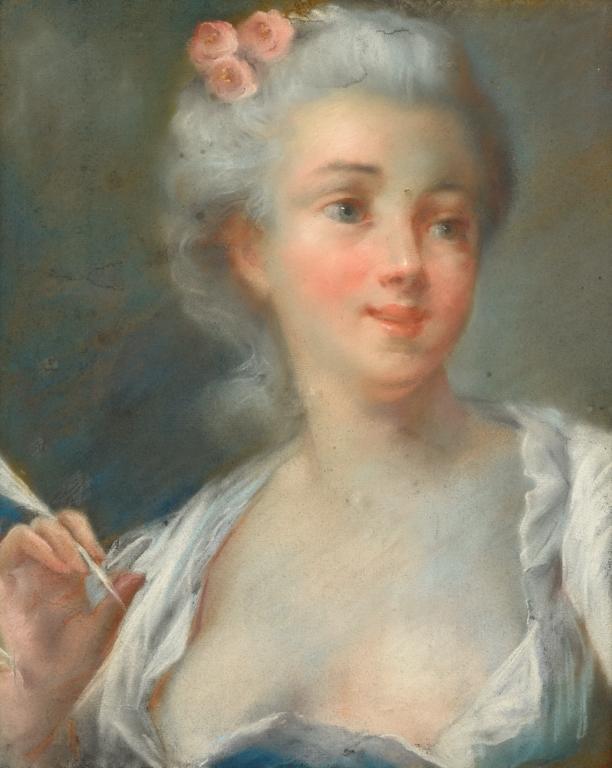 Ecole française, fin XVIIIème