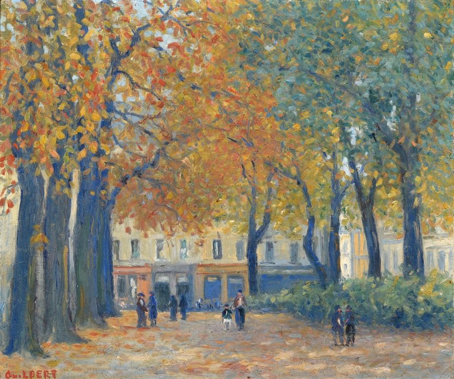 GUILBERT Narcisse (1878 - 1942)