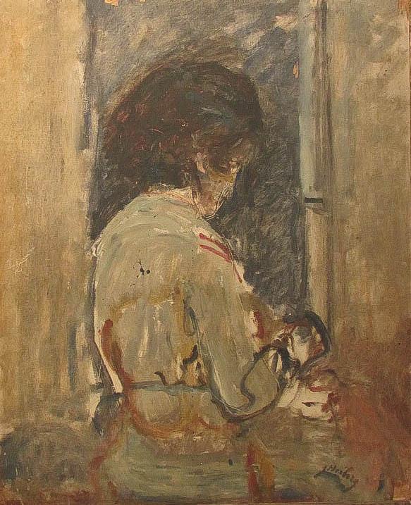 HEIBERG Jean (1884 - 1976)