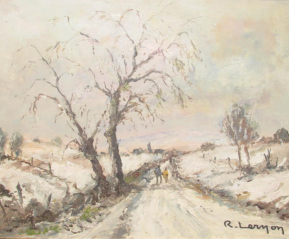 LERNON René Jacques (1921)