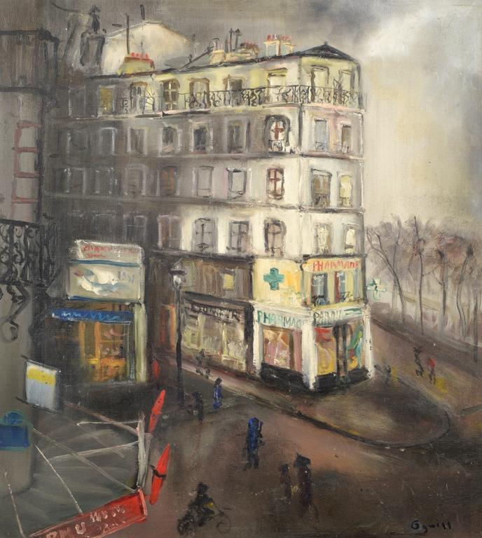 OGUISS Takanori (1901 - 1986)