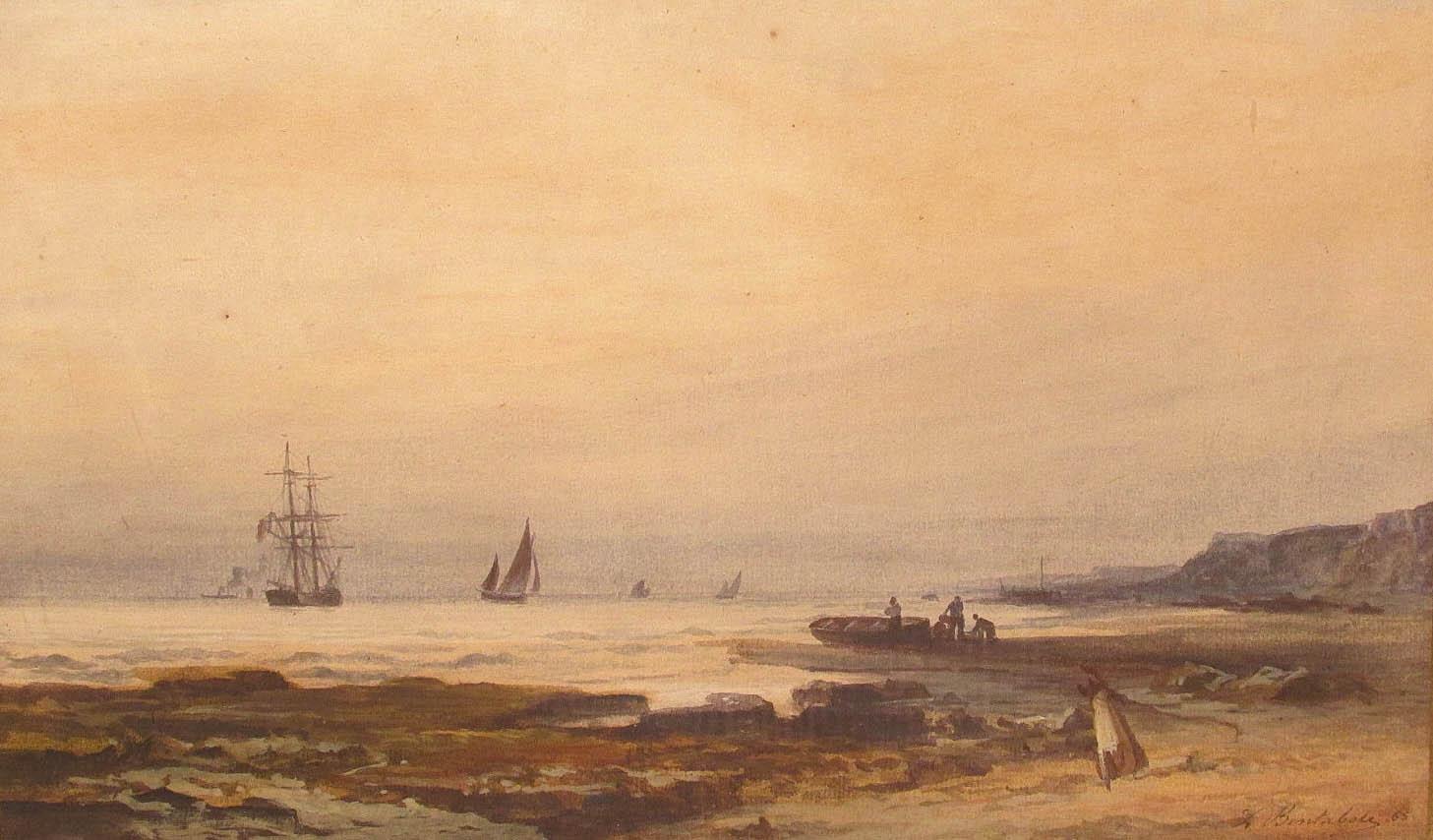 BENTABOLE Louis (1820 - 1880)