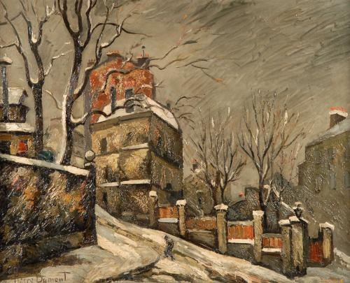 Pierre DUMONT (1884 - 1936)