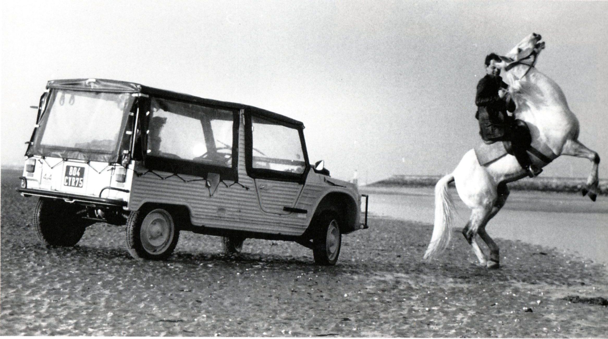 CITROEN MEHARI 4x4 prototype 1979
