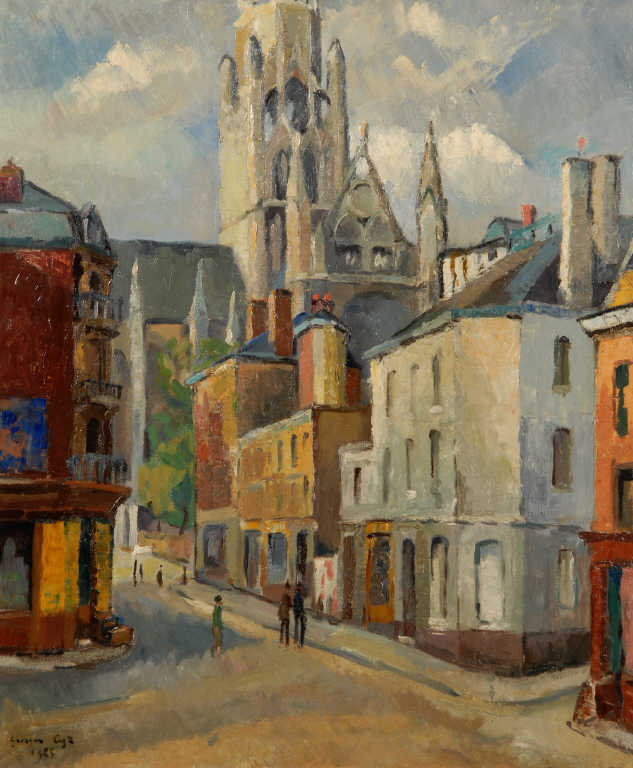 CYR Georges (1880 - 1964)