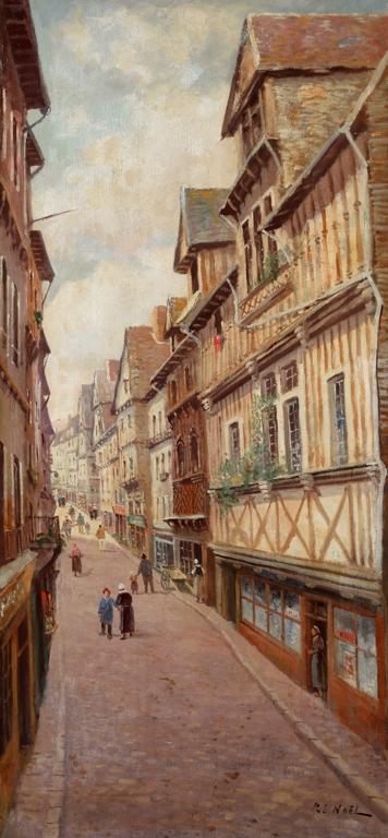 NOËL Pol (XIX - XXème)