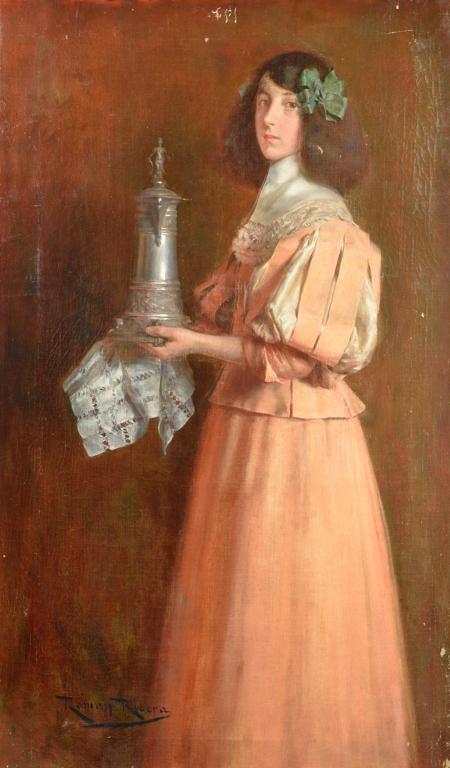 RIBERA Roman (1848 - 1935)
