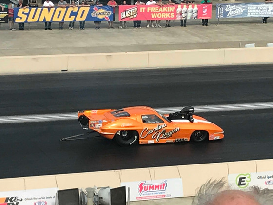 Jeremy Ray Takes Runner-Up in His First Career NHRA Final