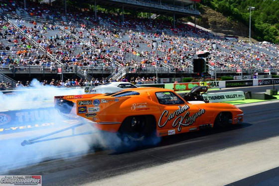 Great Start to First Half NHRA Rookie Season for Ray