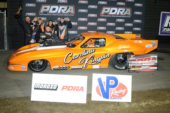 Ray Claims PDRA Season Opener Victory at Galot Motorsports Park