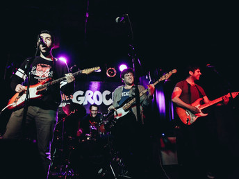Field Report: That's Right! EP Release Party at Arlene's Grocery