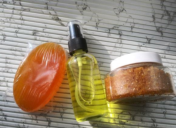 Turmeric and Honey Skincare Bundle