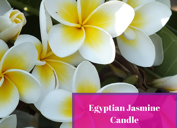 Egyptian Jasmine Candle
