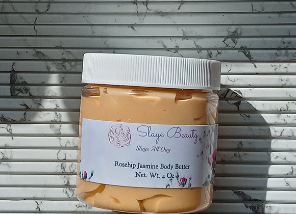 Rosehip Jasmine body butter