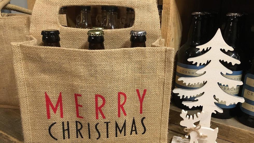 6 bottle Christmas gift pack.