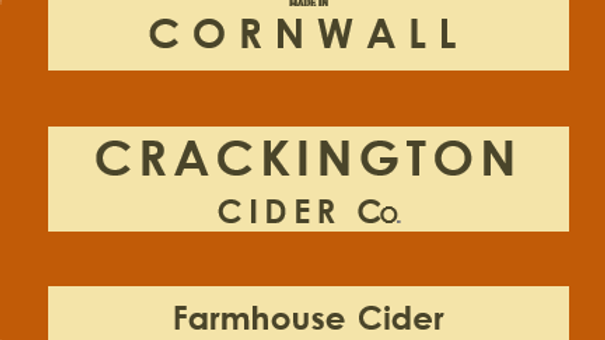 Farmhouse Cider (2x3 litre) bag in box