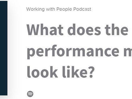 What Does The Future Of Performance Management Look Like?