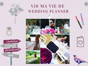Mes anecdotes de Wedding Planner