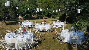 Wedding planner - décoration