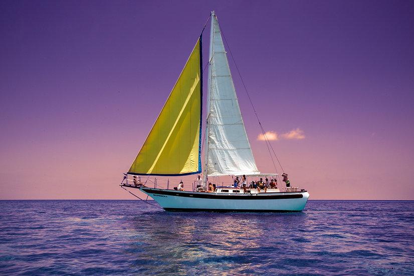 El Cielo Boat