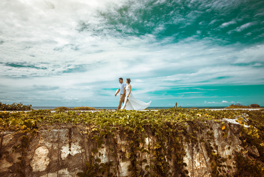 CozumelCozumel Couple Sessions