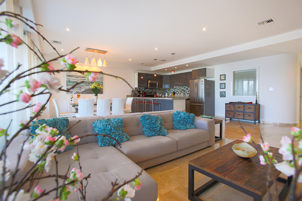 Cozumel Ocean View Apartment