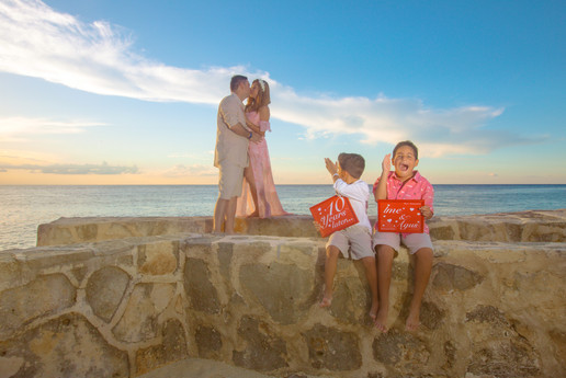 Cozumel Family Sessions