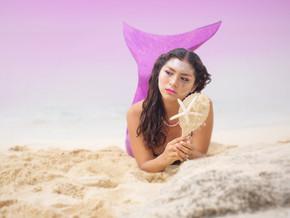 Mermaids in Cozumel