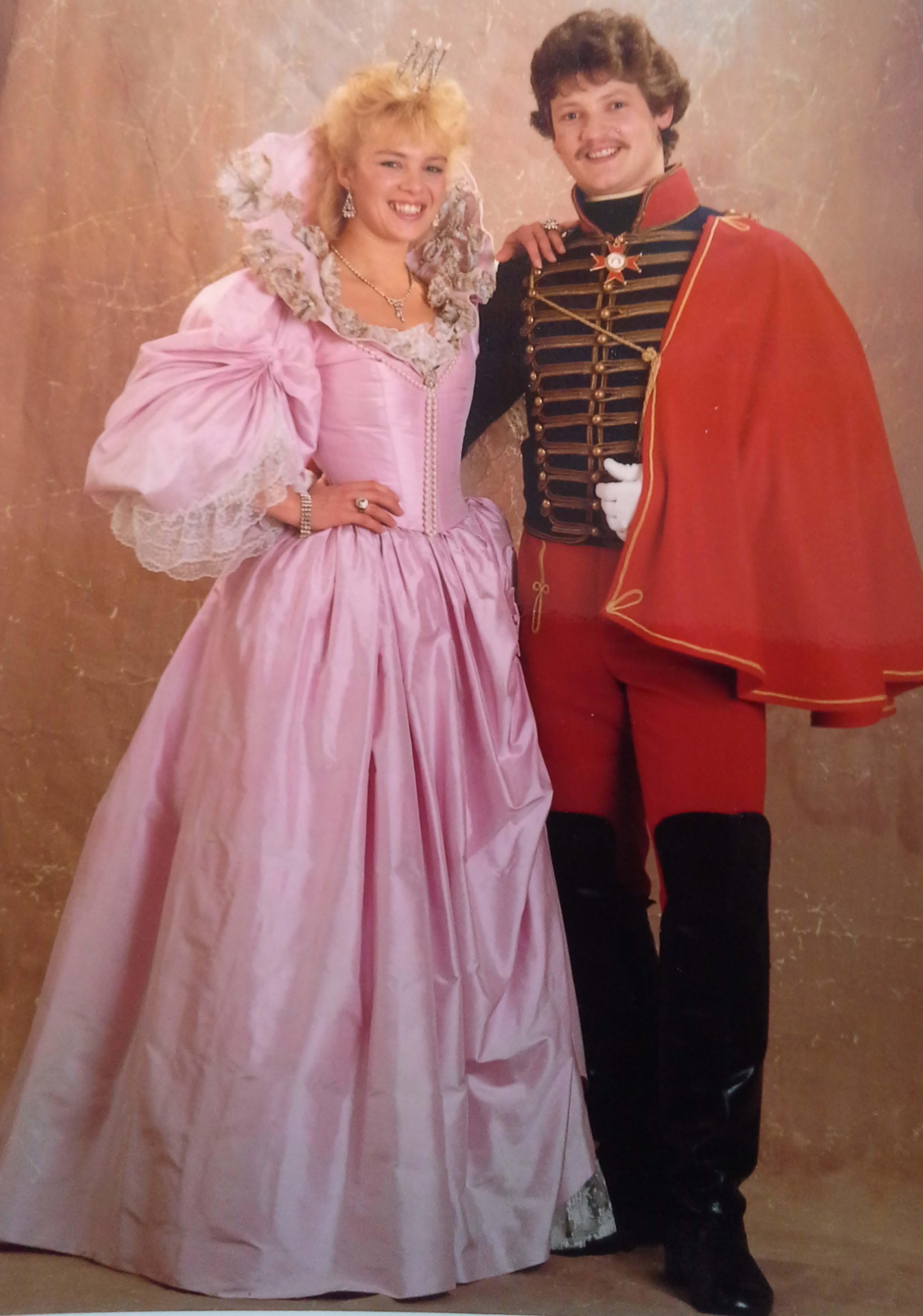 Lothar I. & Elisabeth I., Saison 1987