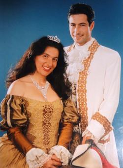 Norbert I. & Carmen I., Saison 2000