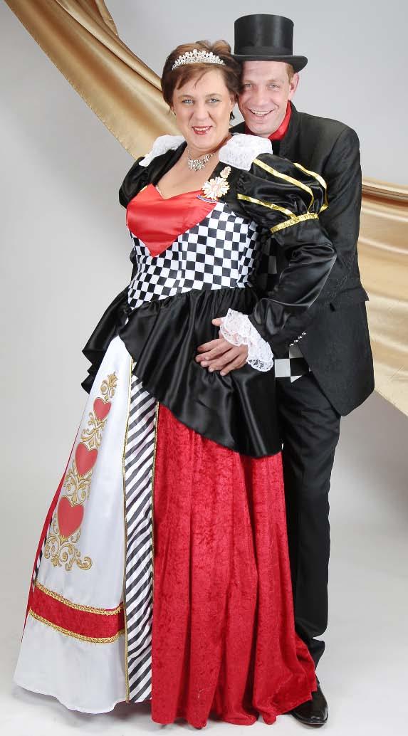 Markus I. & Petra II., Saison 2014